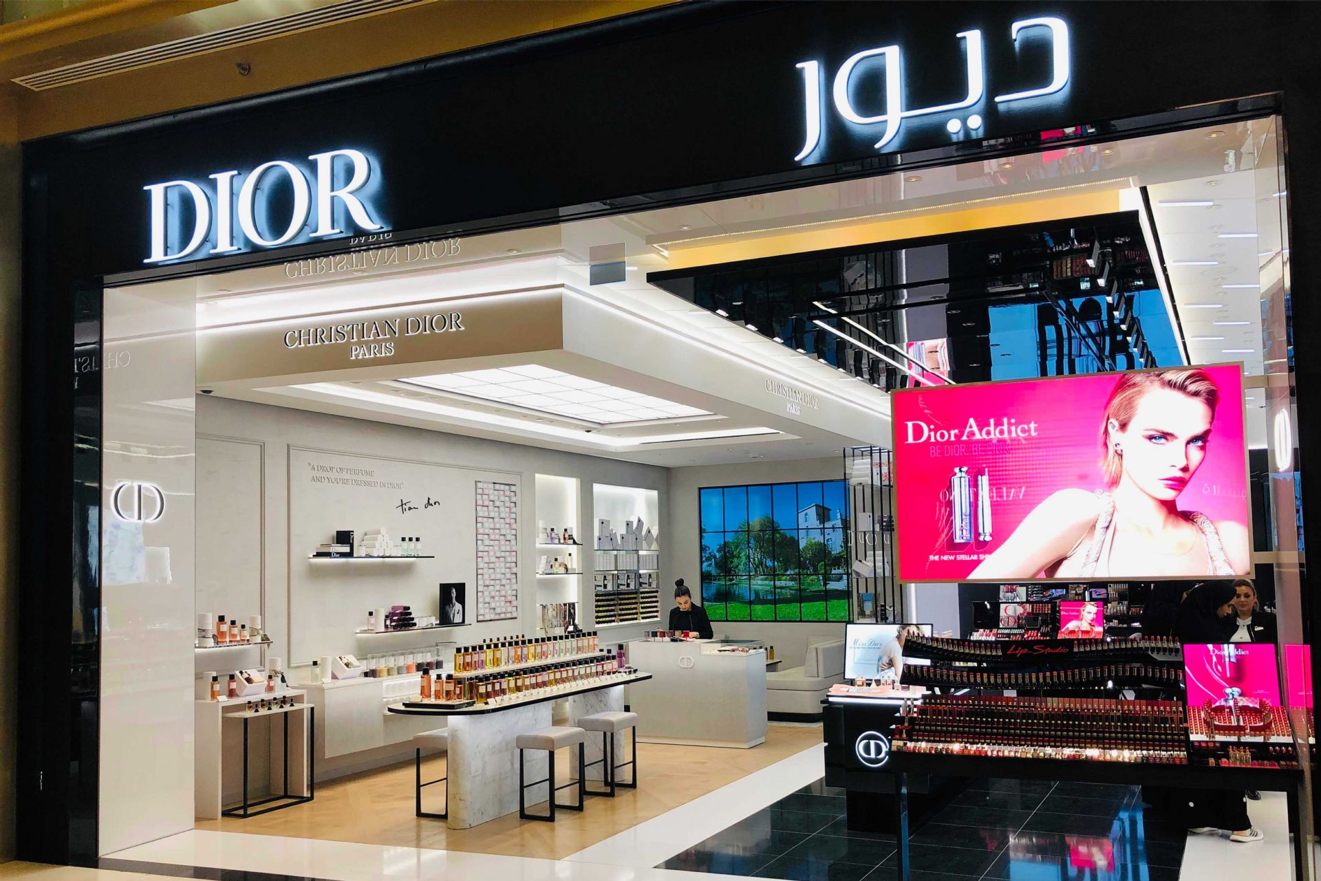 DIOR-MALL OF QATAR-2019
