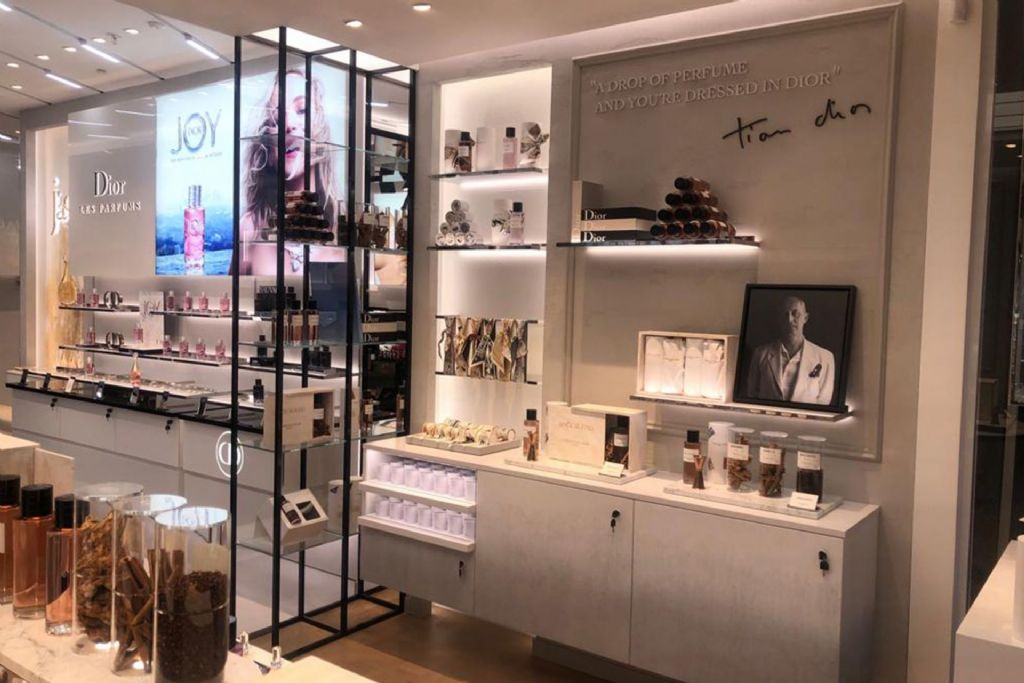 DIOR BOUTIQUE-VA-CAPE TOWN