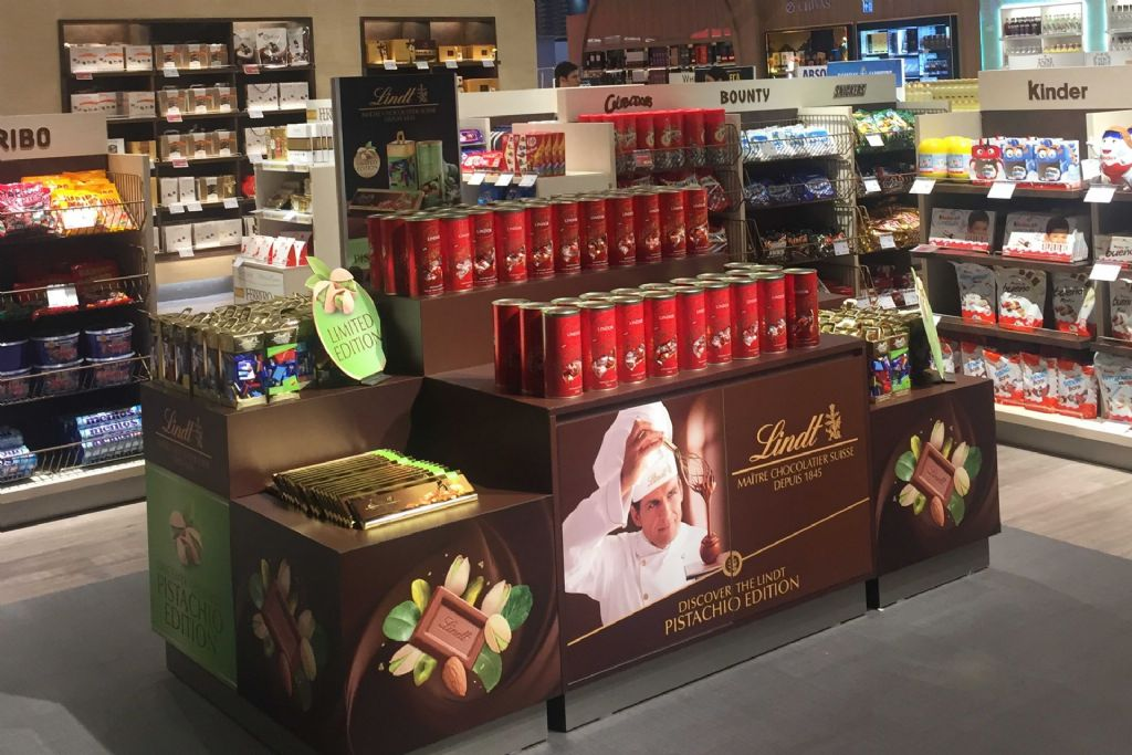 LINDT-ISTANBUL NEW AIRPORT-2019
