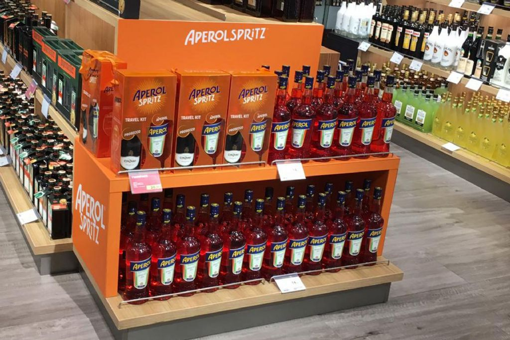 APEROL SPRITZ-ISTANBUL NEW AIRPORT-ISTANBUL