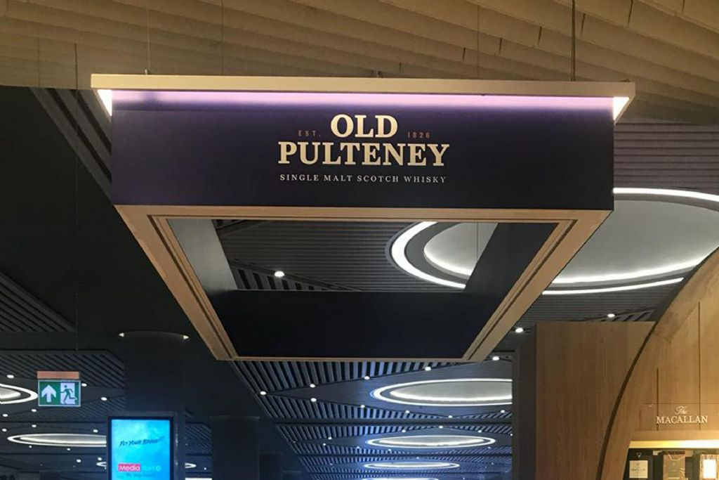 OLD PULTENEY-ISTANBUL NEW AIRPORT